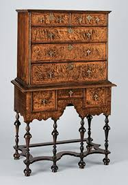 american furniture the seventeenth century and william  high chest of drawers
