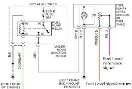 fuel pump wiring diagram fuel wiring diagrams online installing a fuel pump a new harness connector on a 1999 2003