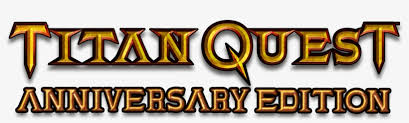 For more information about titan quest anniversary visit steam. Titan Quest Anniversary Edition Titan Quest Anniversary Edition Logo Transparent Png 1415x360 Free Download On Nicepng