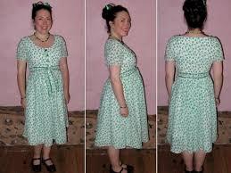 Maternity Dress Patterns Magnificent Vogue Patterns 48 Vintage Maternity Dress