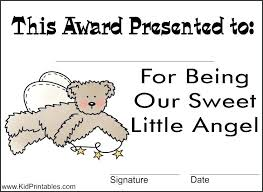 friendship recipe template. Super Volunteer A Sweet Angel Award For Kids Friendship Pie Recipe