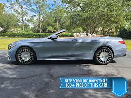 In our review, mercedes vision maybach 6 convertible. 2017 Mercedes Benz S Class S 650 Maybach Cabriolet 1 Of Only 75 Made For Usa Ebay