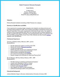 Objective For Banking Resume Nice One Of Recommended Banking Resume Examples To Learn Resume 16