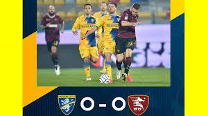Frosinone - Salernitana finisce pari: al Benito Stirpe nessun gol - Lazio