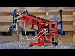 Mechanical Engineering Robots Gigo Mechanical Engineering Robotic Arms 7411 Product