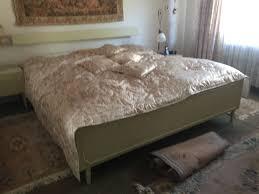 Schlafzimmer Herrlich Chippendale Schlafzimmer In Antik 2x2m Bett 2