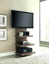 shelf for under wall mounted tv floating shelves medium size of rectangle white