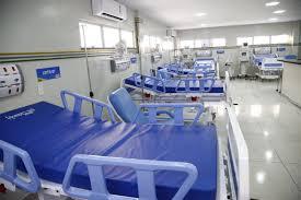 Resultado de imagem para fotos da inauguração do hospital de traumatologia inaugurado hoje no mranhao