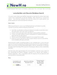 Career Builder Resume Templates Classy Careerbuilder Resume Template Career Builder Templates Live