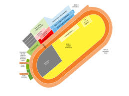 Pimlico Raceway Seating Chart And Tickets