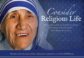 Consider Religious Life Poster