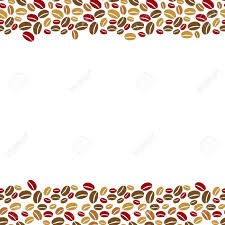 coffee beans border clipart. Plain Coffee The Border Made Out Of Various Color Coffee Beans Stock Vector  21781710 To Coffee Beans Border Clipart B