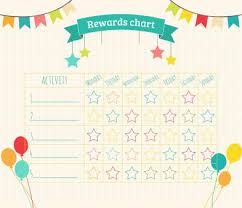 Unicorn Star Chart Free Printable Reward Chart Downloadable Reward Charts