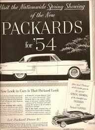 「1954 Packard」の画像検索結果
