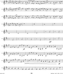 pachelbel canon violin sheet music sheet music downloads