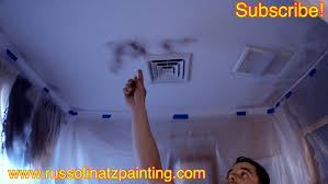 remove mold from bathroom ceiling. How To Kill Mold And Mildew Stains On A Shower Ceiling (Part 1) - Zinsser Killing Primer YouTube Remove From Bathroom
