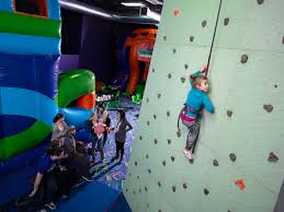 Toddler Rock Climbing Wall