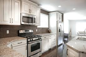 granite countertops with white cabinets full size of kitchen white cabinets black appealing kitchen white backsplash
