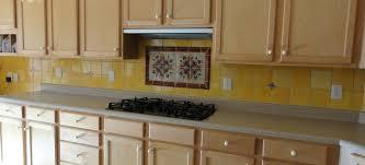 ceramic tile kitchen backsplash tile deco above stove