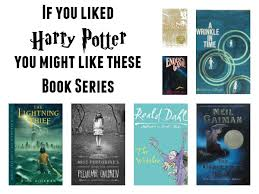 books for harry potter fans