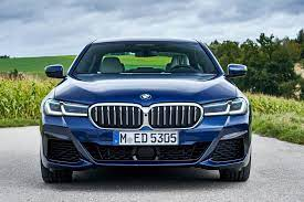 Bmw 5 Series Lci Is The Best Looking Bimmer On The Market