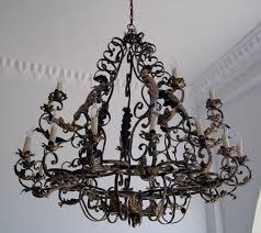 full size of living magnificent rustic wrought iron chandelier 21 surprising 23 palace hall huge entry