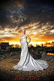 The Story On One Wedding Photograph Against A Beautiful Sunset Wedding Hdr Images