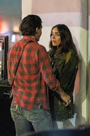 Brooklyn Beckham And Girlfriend Hana Cross Appear Tense