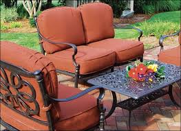 Alluring Outdoor Replacement Chair Cushions with Outdoor Patio