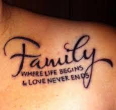 15 Cute Rodinné Tetování Vzory Styly V životě Punditschoolnet