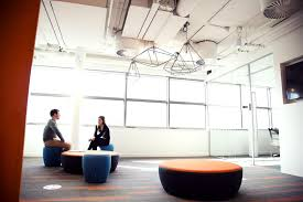 dublin office space. Moment Of Quiet In The New Dublin Office Space - HubSpot Dublin, Co. E