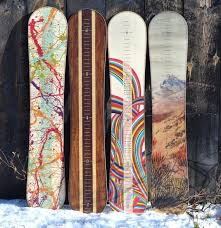 Snowboard Growth Chart For Kids Wooden Height Chart For