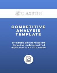 Competitive Analysis Resources | Competitive Intelligence Tool