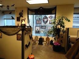 office cube decorations. Contemporary Office Halloween Cubicle Decorating Contest Ideas Office    Inside Office Cube Decorations