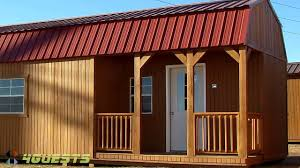 Small Picture Tiny Homes Portable Buildings by Graceland YouTube