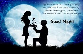 good night sms to girlfriend