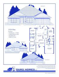 adams homes floor plans. Adams Homes 3000 Floor Plan Plans And Location In St County Inventory