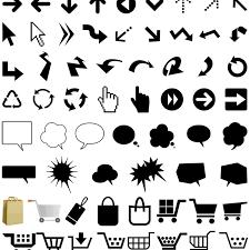 ボタングラフィックス素材集 Flop Design Shop