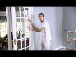 painting doors benjamin moore