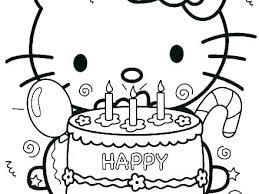 Birthday Candles Coloring Pages Full Size Of Coloring Page Birthday