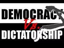 dictatorship vs democracy essay thesis in education technology dictatorship vs democracy essay