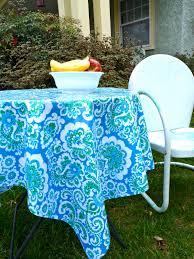Q & A: Laminated Cotton as table cloth