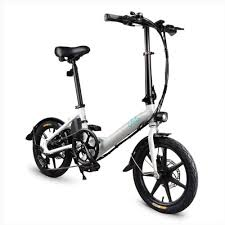 <b>Foldable FIIDO D3S electric bike</b> - 250W | Shop Trottinette
