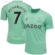 The club currently competes in the premier league and have played more seasons in the top league of english football than any other team. Everton Fc 2020 21 Hummel Third Kit Football Fashion