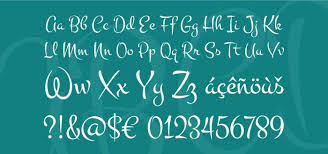 Calligraphy Fonts 60 Free Calligraphy Fonts To Bring Charm To Your Designs Learn