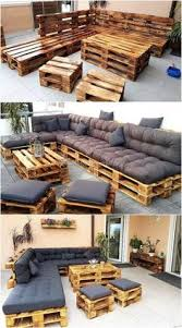 furniture of pallets. Pallets Made Patio Furniture Of E