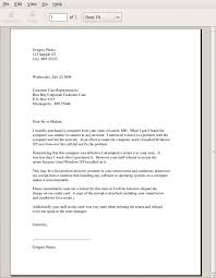 Formal Business Letterhead Sample Business Letter Template Business