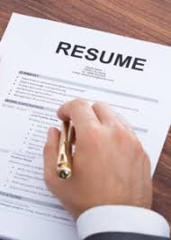 Two Types Of Resumes There Are Basically Two Types Of Resumes Part Two Of Our