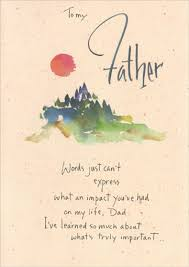Words Cant Express Fathers Day Card By Recycled Paper Greetings
