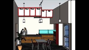 Small Restaurant Kitchen Layout How To Design A Small Restaurant By Zulueta Architecture Youtube